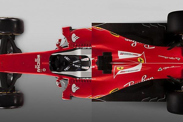2017 против 2016: сравнение новой машины Ferrari с прошлогодней