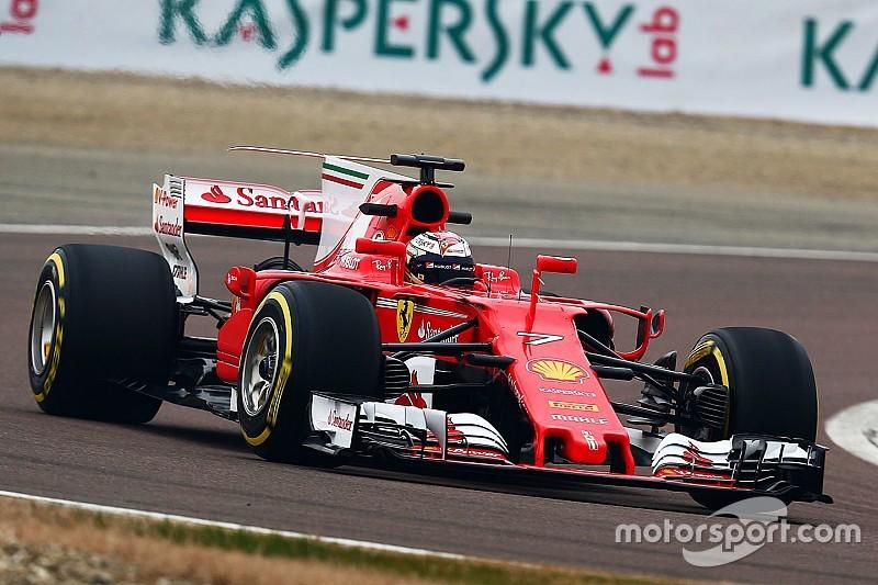 Ferrari SF70-H: il tempo di Raikkonen la porta fra le Rosse competitive