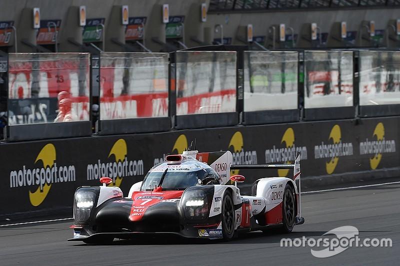 Tes Le Mans: Toyota berhasil kalahkan waktu pole 2016