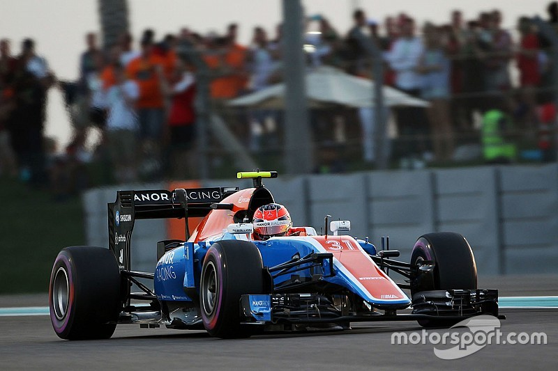 Date set for Manor F1 team's assets auction