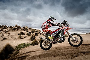 Dakar Stage report Dakar 2017, Stage 10: Metge fastest as leaders come unstuck