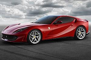 Auto Actualités Ferrari présente la 812 Superfast!