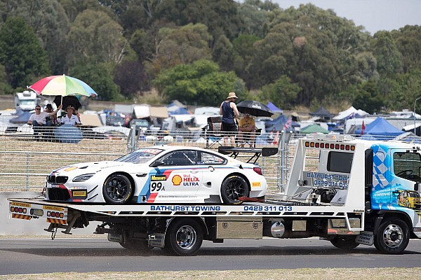 Endurance Tekno McLaren, Walkenhorst BMW withdrawn from Bathurst