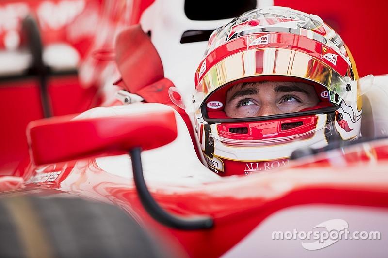 Silverstone F2: Leclerc, perşembe günkü antrenmanda ilk sırada
