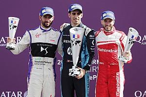 Formula E Race report Paris ePrix: Buemi wins, disaster for di Grassi