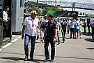 Berger: Mateschitz F1'den çekilmez