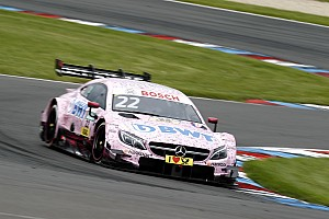 DTM Rennbericht DTM 2017 am Lausitzring: Lucas Auer dominiert für Mercedes