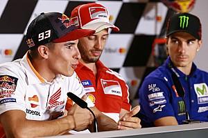 MotoGP News MotoGP-Fahrer einig: