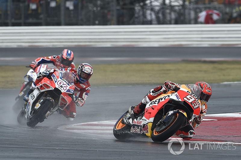 Championnat - Márquez et Dovizioso dos à dos