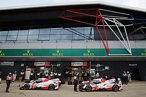 WEC Отчет о тренировке Toyota удержала лидерство в финальной тренировке WEC