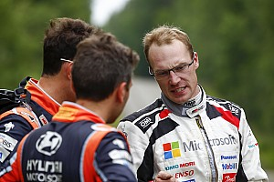 WRC 速報ニュース 【WRC】ラトバラ「信じられないような出来事。でもこれがモータースポーツ」