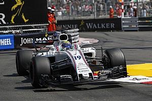 Formula 1 Son dakika Massa, Williams'ın Monaco sorunlarının sürmesinden şikayetçi