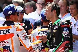 Zarco, Honda'da Marquez'in takım arkadaşı olmak istiyor!