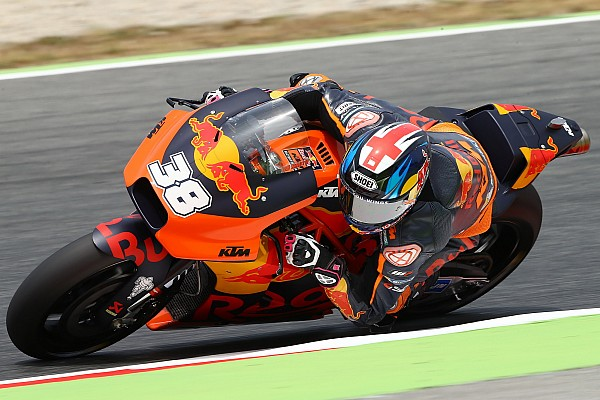 Injured Smith in doubt for Barcelona MotoGP race