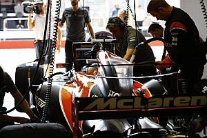 Формула 1 Новость McLaren и Renault теперь вместе: первое видео с запуском мотора