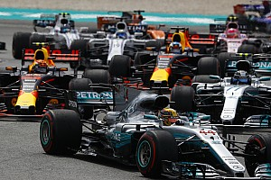 Formula 1 Commentary Malaysian Grand Prix driver ratings