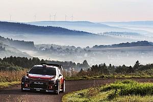 WRC 速報ニュース 【WRC】