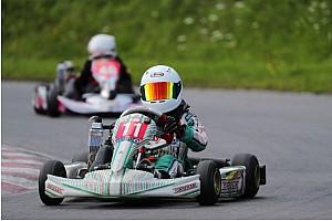 Kart Yarış raporu Genç sporcu Kolot, Spa'da ülkemizi temsil etti