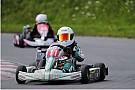 Kart Genç sporcu Kolot, Spa'da ülkemizi temsil etti
