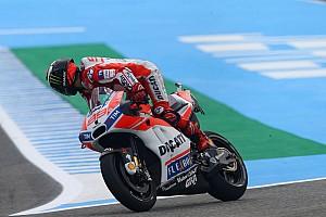 """MotoGP Noticias de última hora Lorenzo: """"Si piloto por instinto con la Ducati voy muy lento"""""""