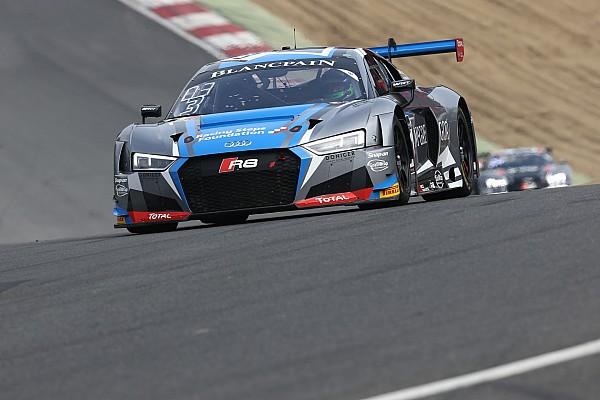 BSS Prove libere Pieter Schothorst comanda la cinquina Audi nelle Libere 1 a Zolder