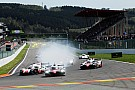 WEC Toyota lidera las tres primeras horas en Spa