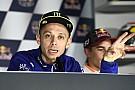 【MotoGP】ロッシ、イタリアGPの記者会見を欠席