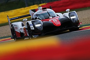 WEC Trainingsbericht WEC 2017 in Spa: Toyota dominiert Training – wie erwartet