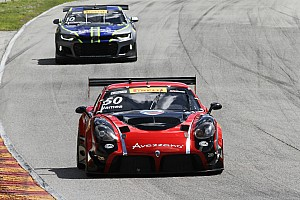 Mid-Ohio PWC: James beats Aschenbach in race two