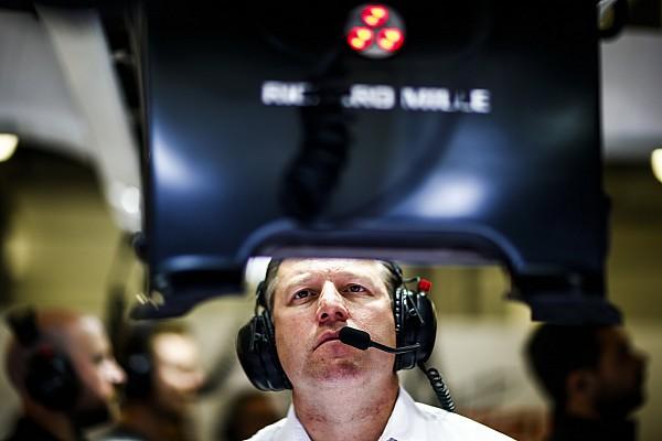 Formula 1 Breaking news Brown to skip Japanese GP for the Bathurst 1000