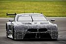 WEC VÍDEO: estreia da BMW M8 GTE em teste de pista