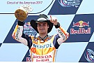 MotoGP Pedrosa gêné par l'usure de son pneu après un départ canon