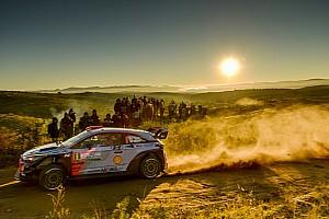 WRC Actualités Test Mikkelsen : une