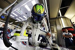 F1 Noticias de última hora Massa satisfecho hasta ahora con el desempeño de Williams