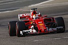 【F1】バーレーンGP決勝速報:ベッテルが逆転で優勝! アロンソはエンジントラブルも14位