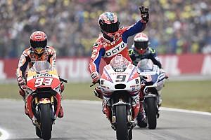MotoGP Actualités Si Petrucci est prêt à gagner, Ducati lui fournira ce dont il a besoin