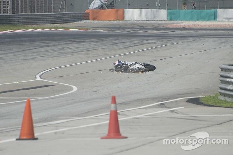 В Michelin назвали предположительную причину аварии База