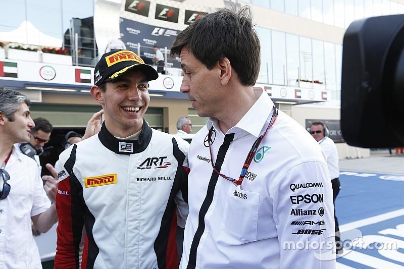 Horner anjurkan Mercedes ambil risiko promosikan Ocon
