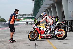 MotoGP Reporte de pruebas Pedrosa, el más rápido el primer día en Sepang con cuatro Ducati detrás