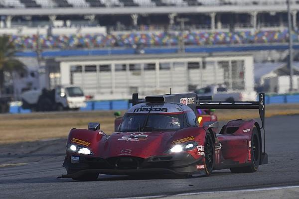 Mazda upbeat despite disastrous Rolex 24 showing