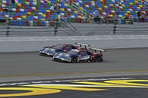 IMSA Actualités C'est la stratégie qui a décidé de la Ford victorieuse à Daytona