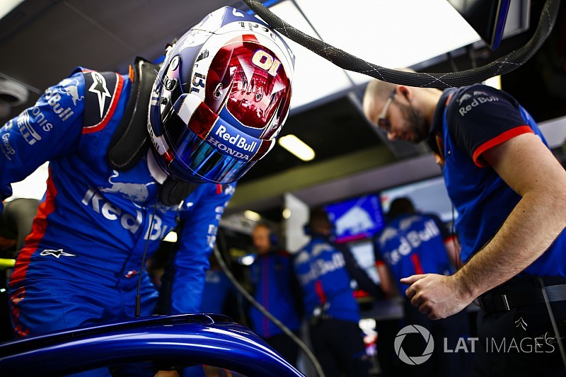 """Toro Rosso : """"Gasly n'a pas une seule faiblesse"""""""