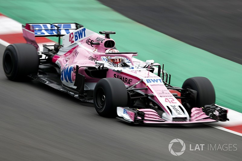 Comment Force India tente de résoudre ses ennuis
