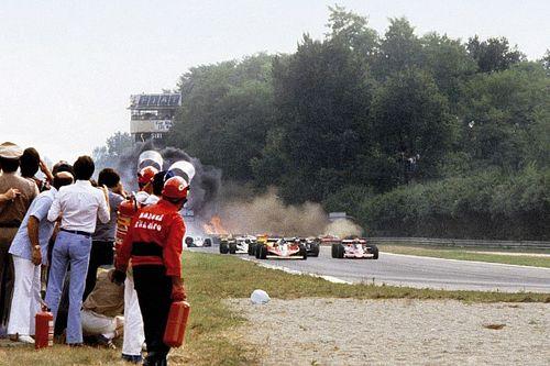 Monza, la fin tragique de Ronnie Peterson
