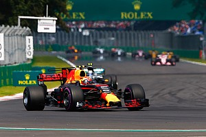 Formula 1 Breaking news High altitude helped Red Bull dominate in Mexico