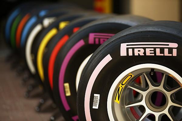 Формула 1 Pirelli объявила составы шин для Гран При Азербайджана