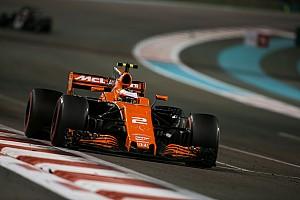 Formula 1 Breaking news McLaren explains Vandoorne's 'rally car' struggles