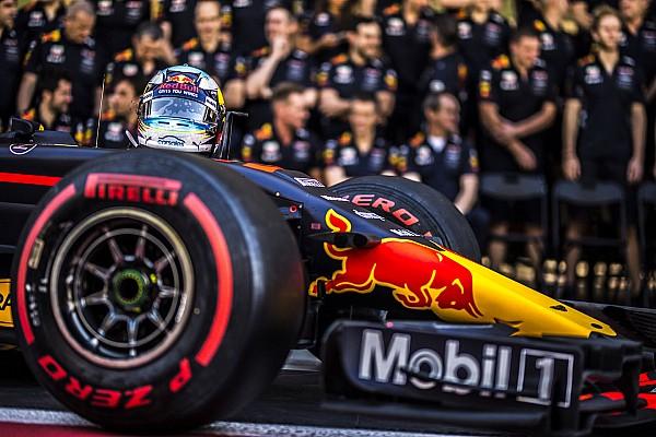 Red Bull: cento punti in meno, ma sono arrivate tre vittorie