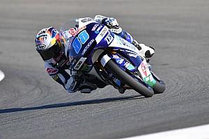Moto3 Race report Moto3 Valencia: Martin menang, Mir curi perhatian
