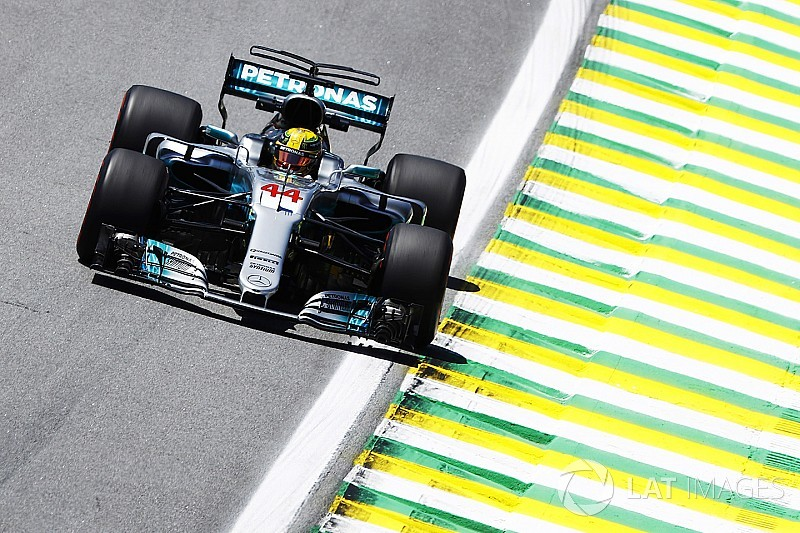Hamilton detona recorde e lidera TL1 no Brasil; Massa é 7º